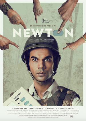 newtonposter