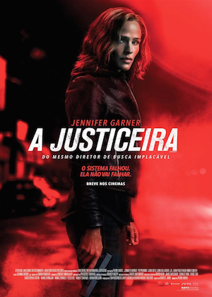justiceiraposter